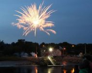 Fireworks, July 1, 2015
